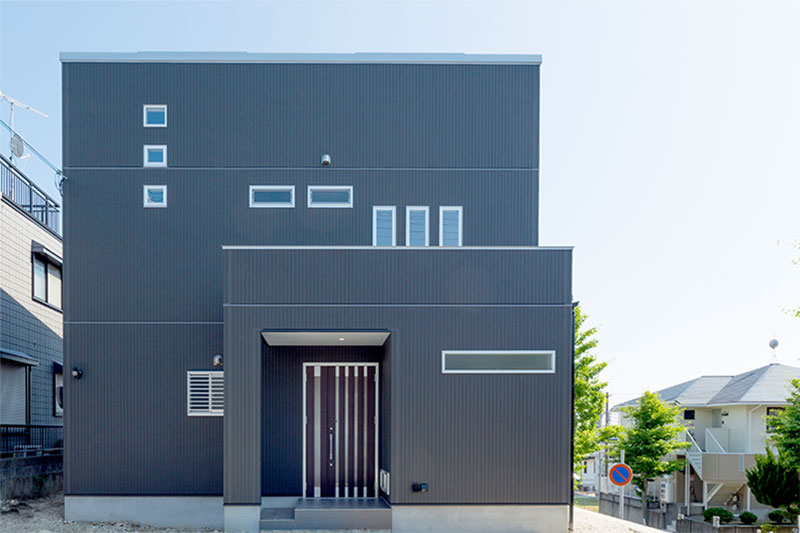 神戸市西区の工務店の施工例
