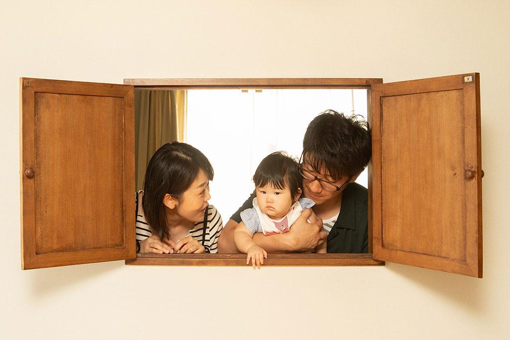 神戸の工務店セレクトホームのお施主様の画像