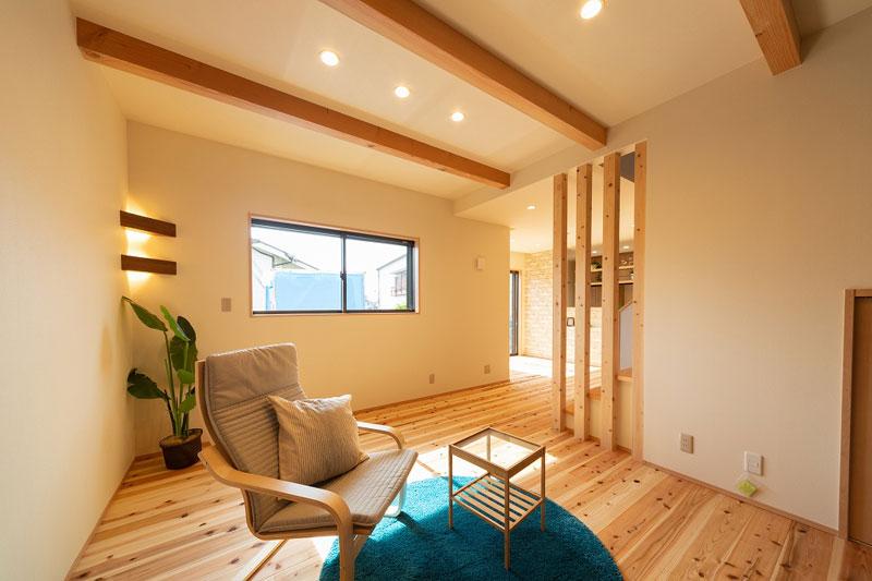 神戸市の注文住宅の羊毛断熱の家