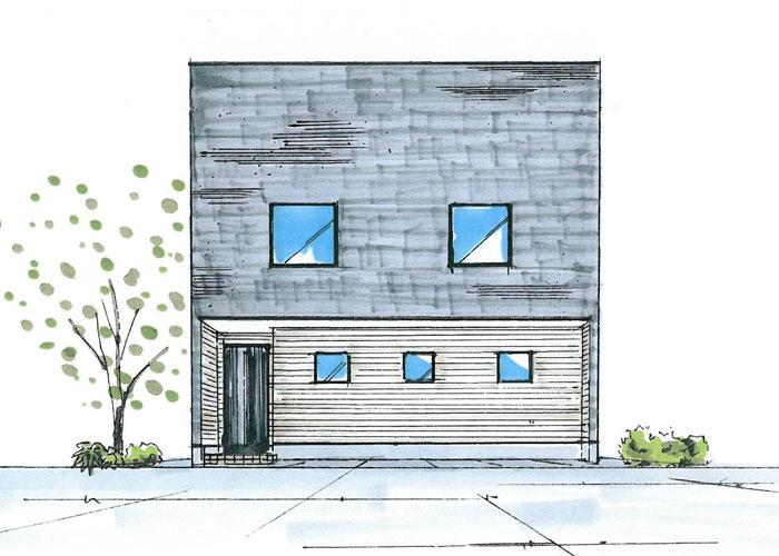神戸市西区なレトロ住宅