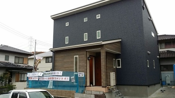 神戸市北区の完成見学会