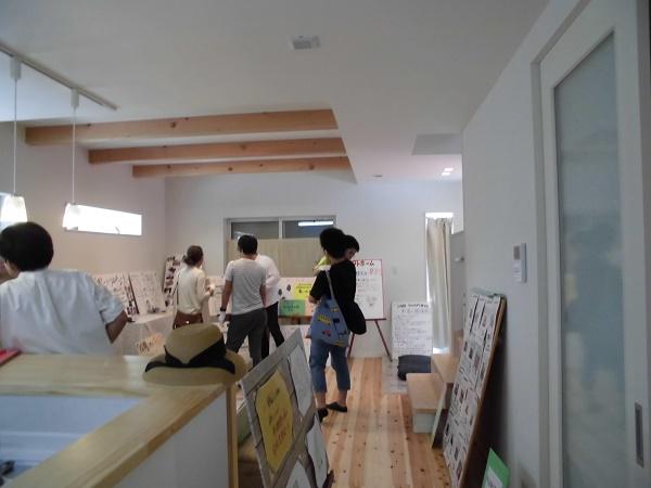 神戸市須磨区の完成見学会
