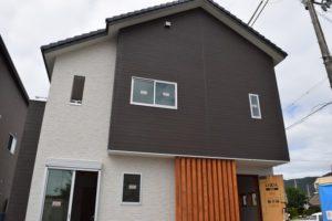 注文住宅の家