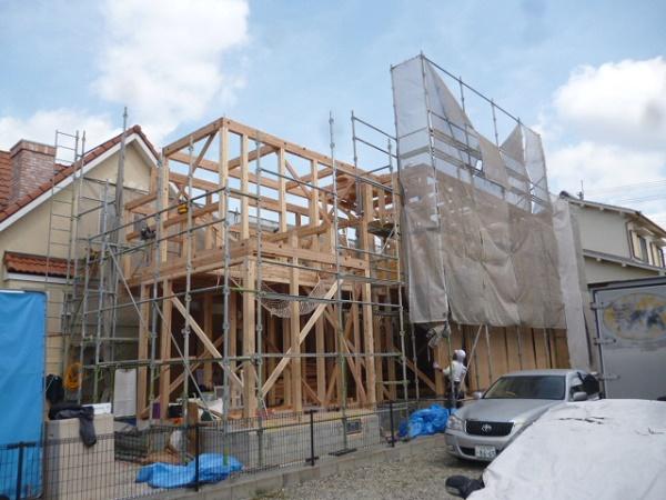 注文住宅の構造