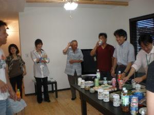 加古川市引渡し式