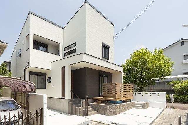 神戸市西区のアウトリビングのある家 施工例