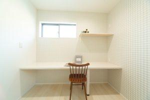 神戸市西区の趣味部屋の施工事例
