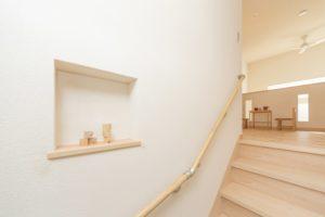兵庫県産木材で建てた家の画像