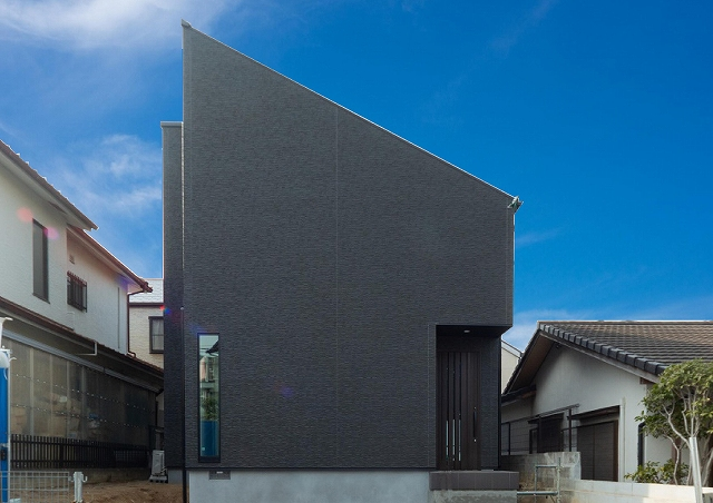 神戸市垂水区で建てた施工事例