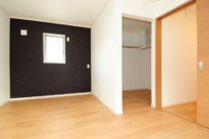 神戸市西区の寝室の施工事例
