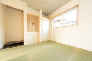 神戸市西区の施工事例の和室