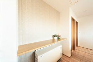 神戸市西区の施工事例の蓄熱暖房機