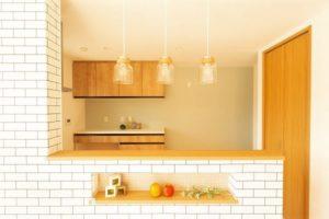 神戸市西区の施工事例のキッチン