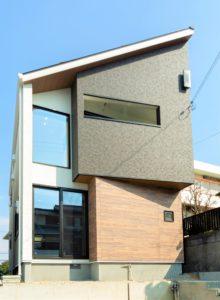明石市の注文住宅の施工事例