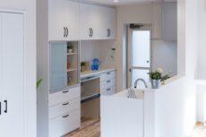 明石市のキッチンの施工事例