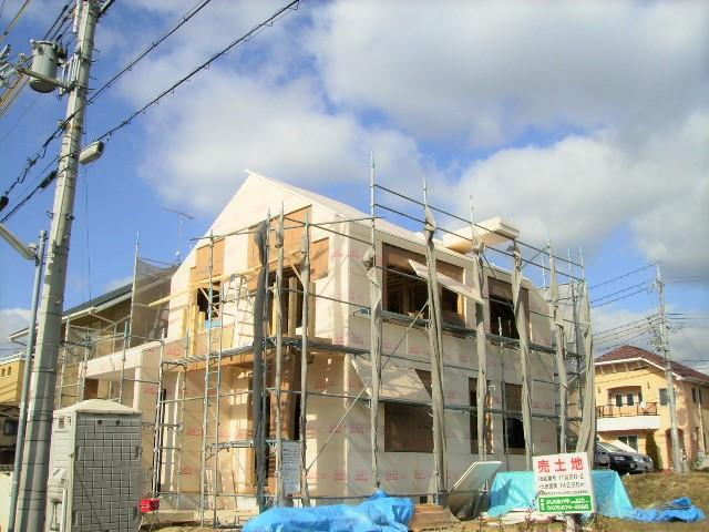 加古郡の注文住宅構造見学会のイメージ