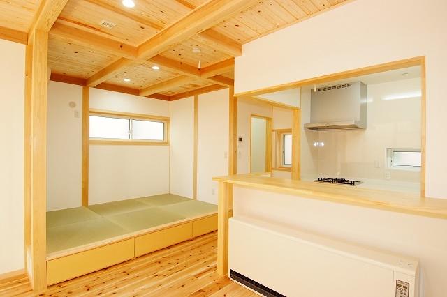 神戸市の注文住宅の自然素材の家