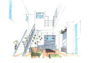 神戸市の注文住宅の見学会