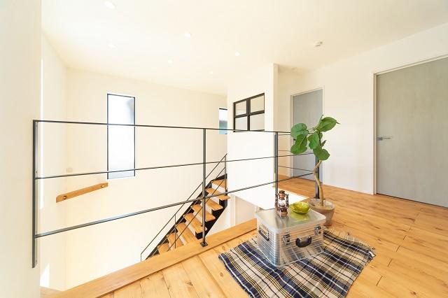 神戸市の注文住宅ブルックリンスタイル