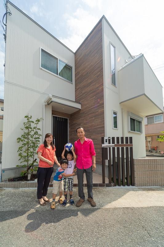 神戸市西区で建てたお客様の声