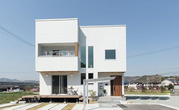 高砂市の注文住宅の施工事例