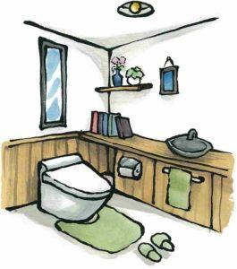 トイレのリフォームはセレクトホーム