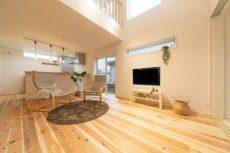 神戸の自然素材の家