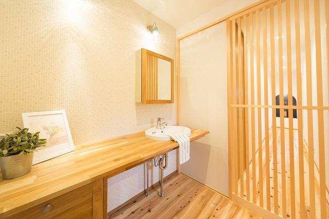 神戸の注文住宅の木の家