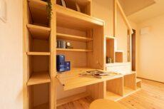 注文住宅の造作作業台