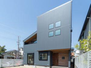 神戸市の木の家