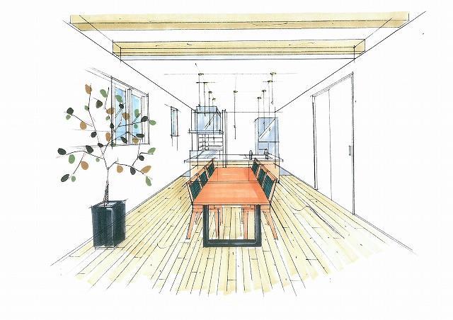神戸の注文住宅の完成見学会