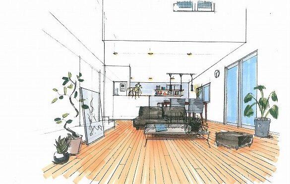 加古川市の注文住宅の見学会